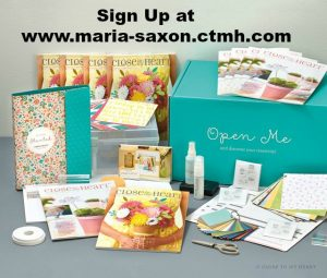Sign Up CTMH Consultant