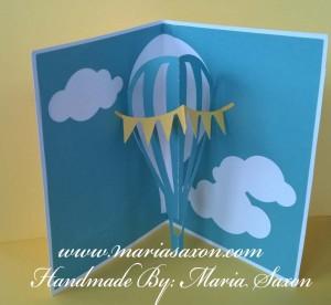 artfully sent balloon